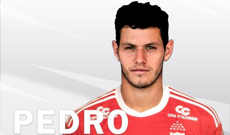 Pedro Franco América de Cali: Pedro Franco es nuevo jugador del América de Cali
