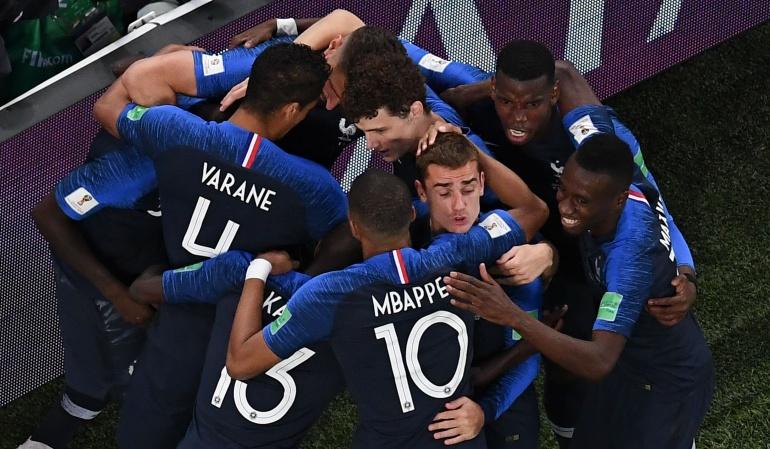 Francia Vs Bélgica On Line: Francia, primer finalista y espera por Croacia o Inglaterra