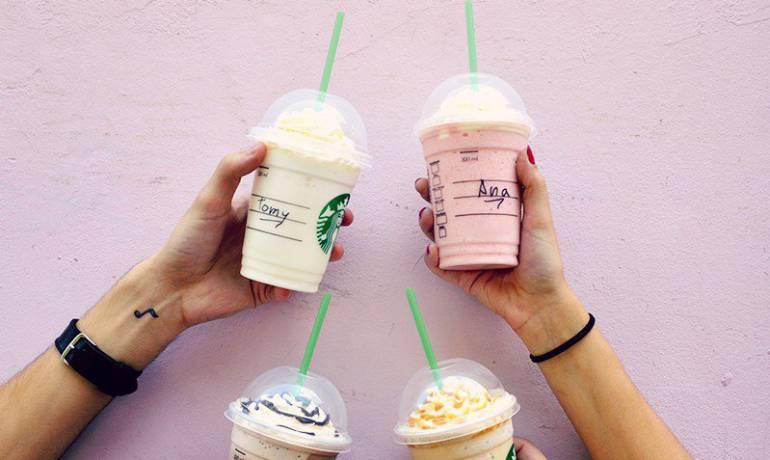 Starbucks: Se acaban los pitillos plásticos en las tiendas de Starbucks en el mundo