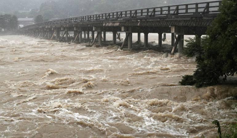 Fuertes lluvias en Japón: Japón, en su peor temporada de lluvias en años