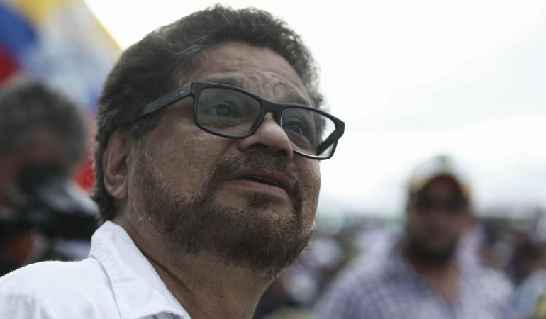 Iván Márquez Farc: Farc pedirá a Iván Márquez que asuma su curul en el Congreso