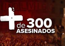 Esta es la lista de líderes sociales asesinados en Colombia