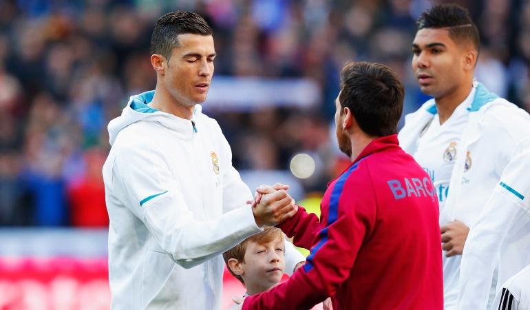 Vídeo Cristiano Ronaldo: El vídeo con en el que la Liga de España despidió a Cristiano