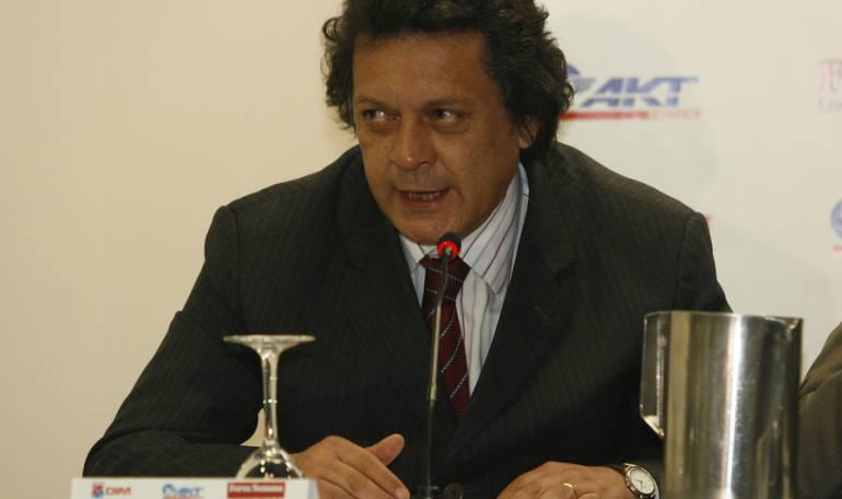 Ex director de la Unidad De Analisis Financiero, UIAF, Mario Aranguren