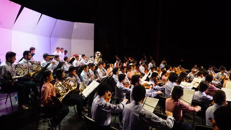 Orquesta Filarmónica de Colombia: Gran presentación de la Filarmónica Joven de Colombia en Centroamérica