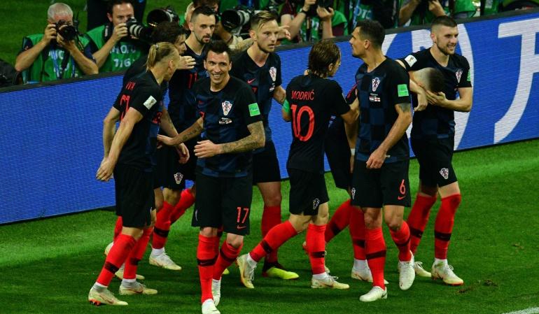 En vivo Croacia Inglaterra online estadísticas Mundial Rusia 2018: Croacia vence a Inglaterra y jugará su primera final mundialista