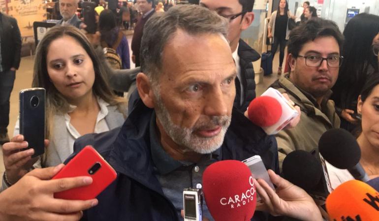"""Millonarios Estados Unidos River Plate: Miguel Ángel Russo: """"Con Hauche cerraríamos los refuerzos"""""""