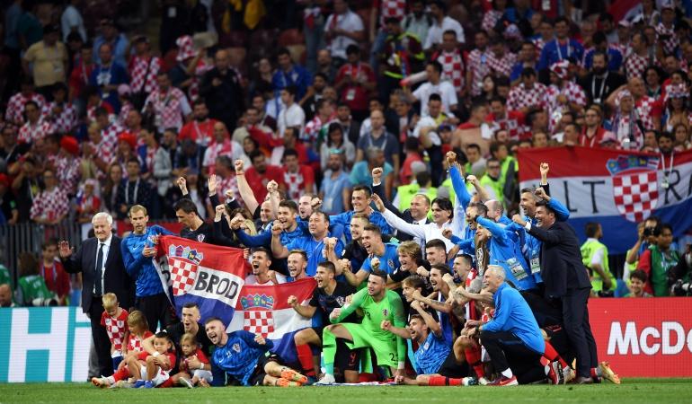francia croacia final on line: Prográmese: fecha y horario para la gran final entre Francia y Croacia