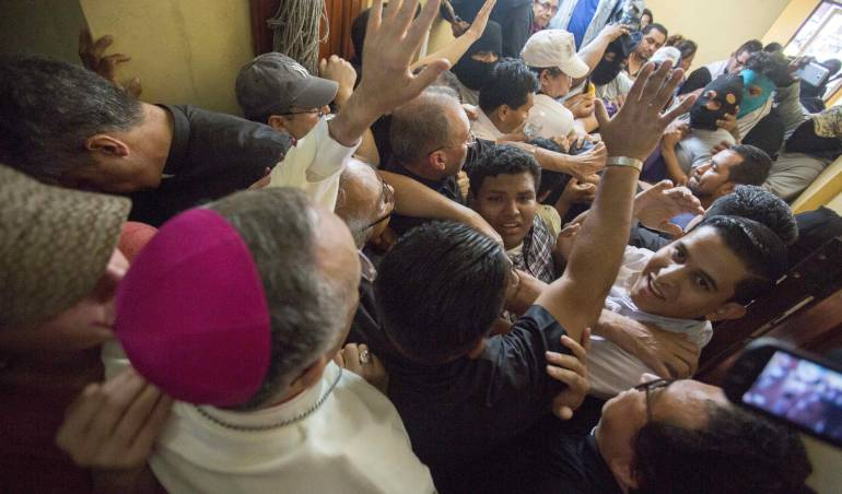 "Crisis sociopolítica Nicaragua: SIP culpa a ""régimen"" de Nicaragua de violencia contra prensa"