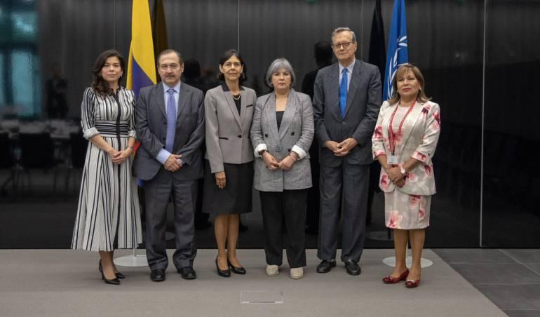 Justicia especial de paz: Corte Penal Internacional apoyó labores de JEP para dar justicia a víctimas