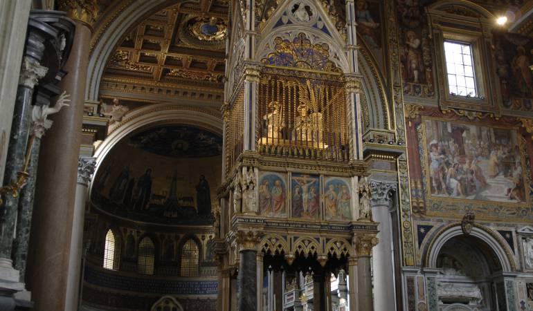 Basílica Romana de San Pablo