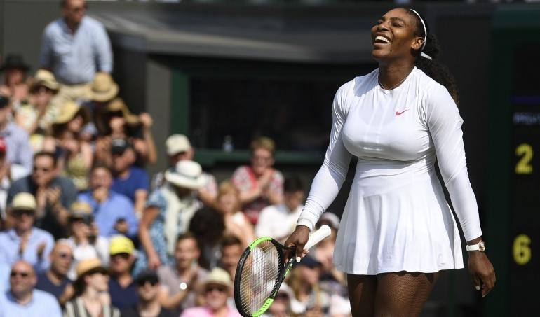 Serena Williams Wimbledon finales conseguidas: Serena Williams jugará su décima final de Wimbledon