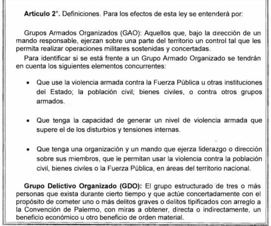 Beneficios a Sometimientos Farc: Disidentes de la Farc no deben recibir beneficios del sometimiento: fiscal