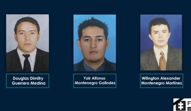 Rechazo asesinato CTI: Trabajadores de sector judicial rechazan asesinato de investigadores de CTI