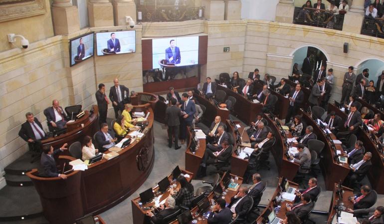 Mayoría del Congreso: Opción Ciudadana se suma a alianza de La U y Cambio Radical