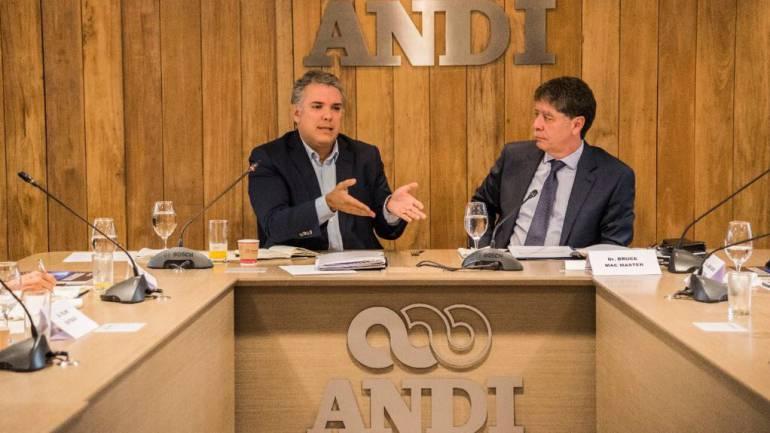 Empresas colombianas: Plan de choque para reactivar la economía plantea la Andi