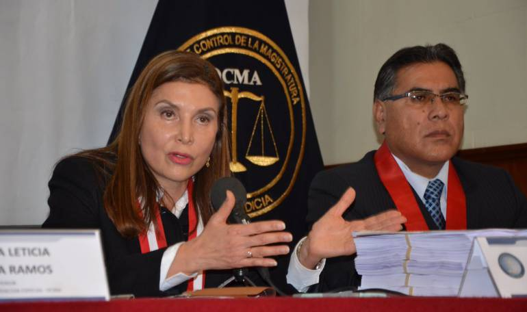 Corrupción política: Suspenden a 5 jueces de Perú por escándalo de corrupción judicial