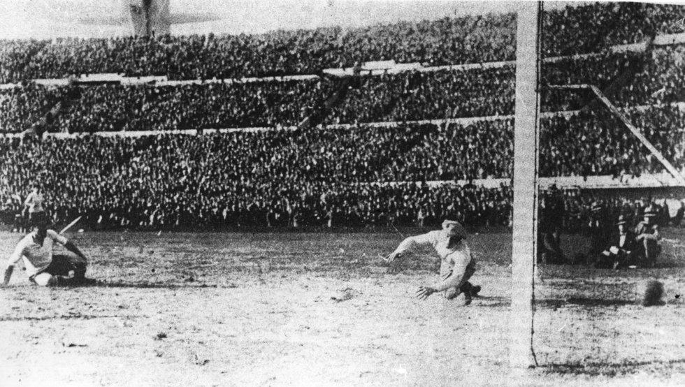 Sede: Uruguay 1930 / Campeón: Uruguay