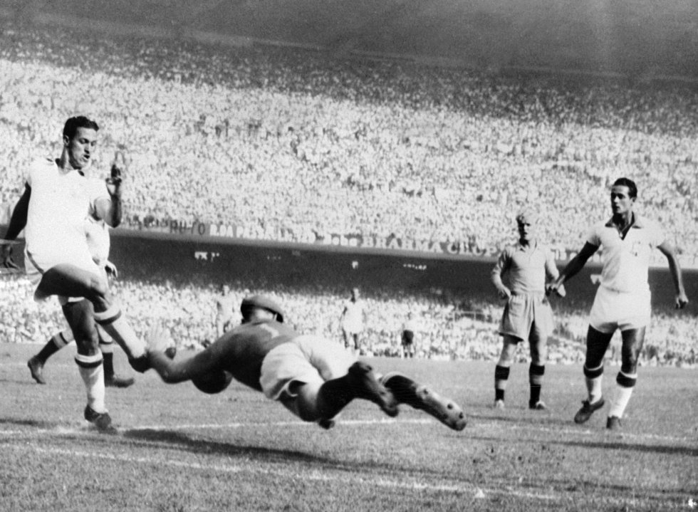 Sede: Brasil 1950 / Campeón: Uruguay