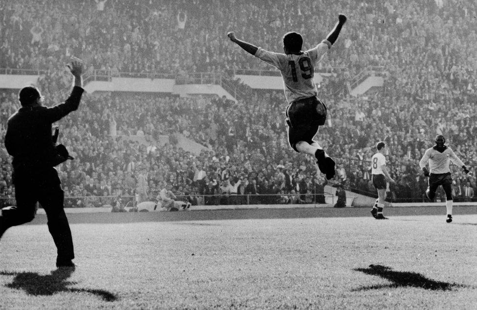Sede: Chile 1962 / Campeón: Brasil