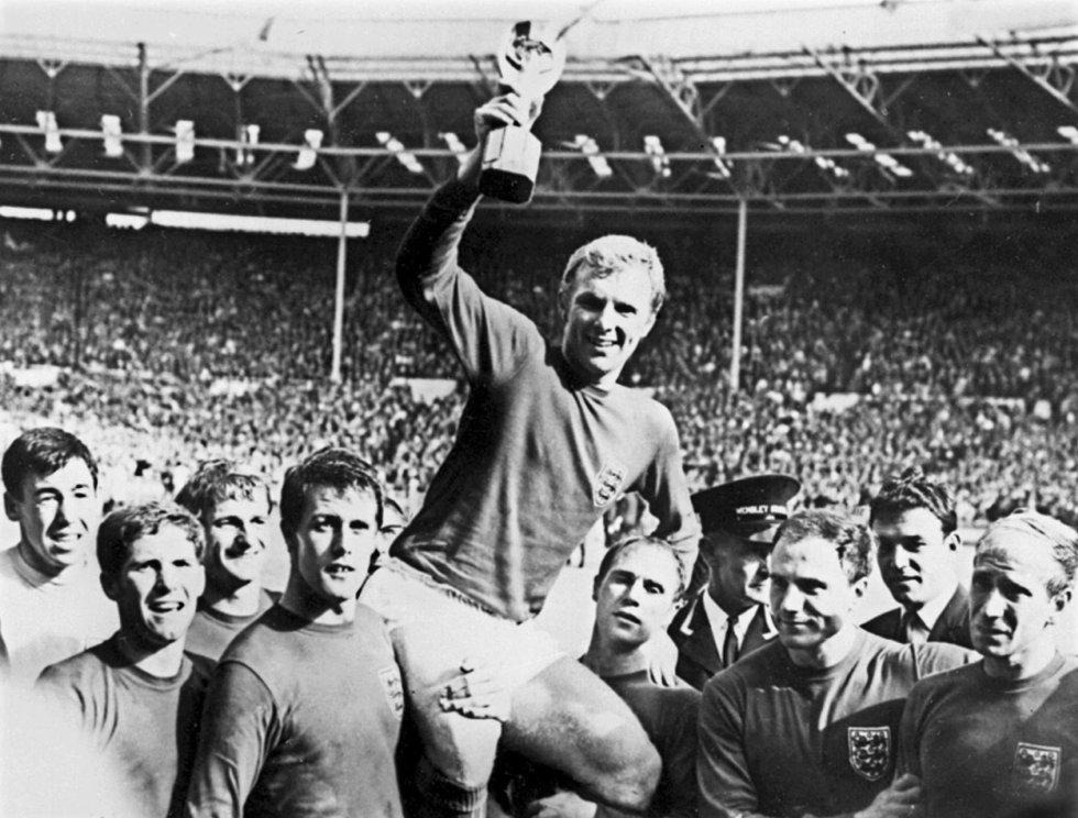 Sede: Inglaterra 1966 / Campeón: Inglaterra