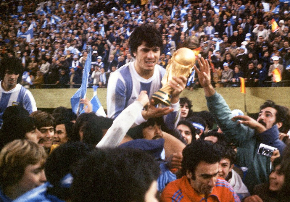 Sede: Argentina 1978 / Campeón: Argentina