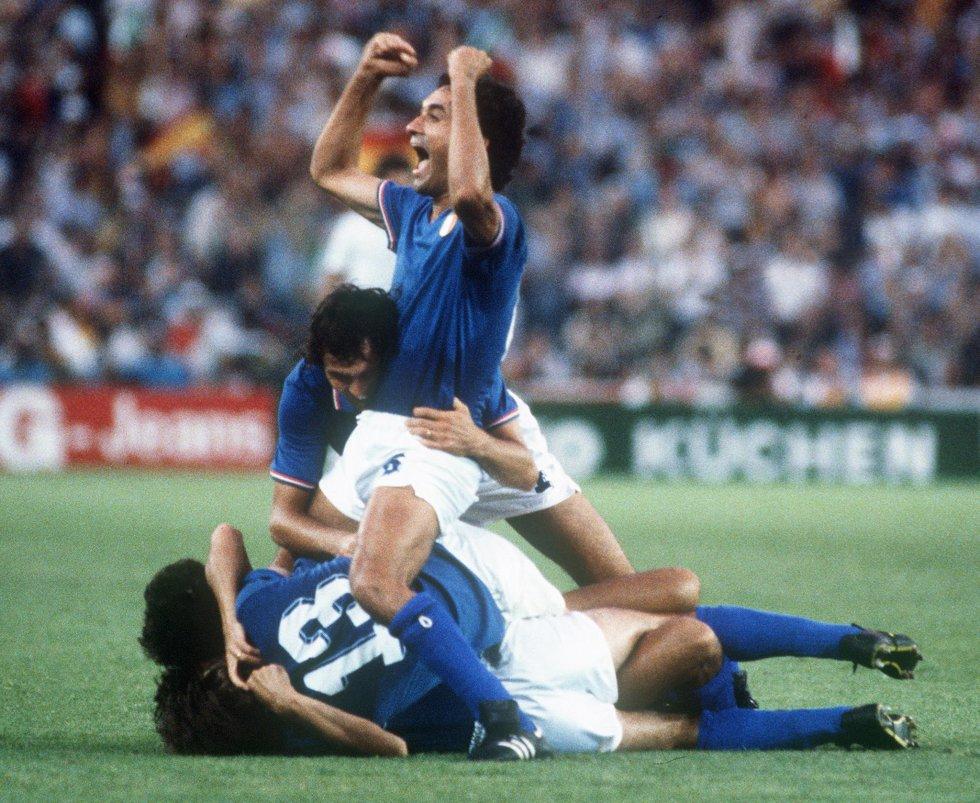 Sede: España 1982 / Campeón: Italia