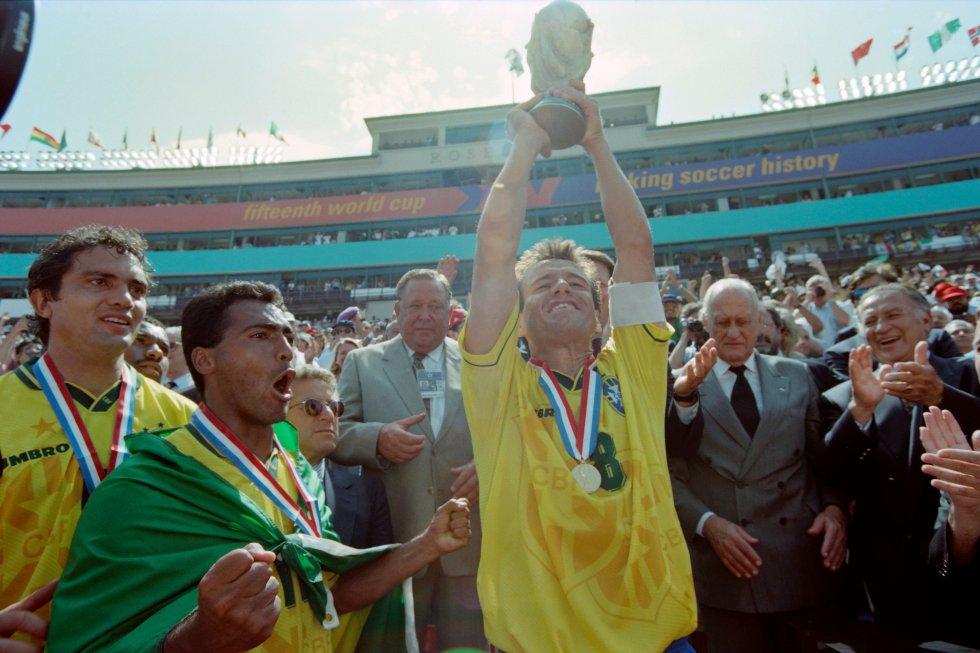 Sede: USA 1994 / Campeón: Brasil