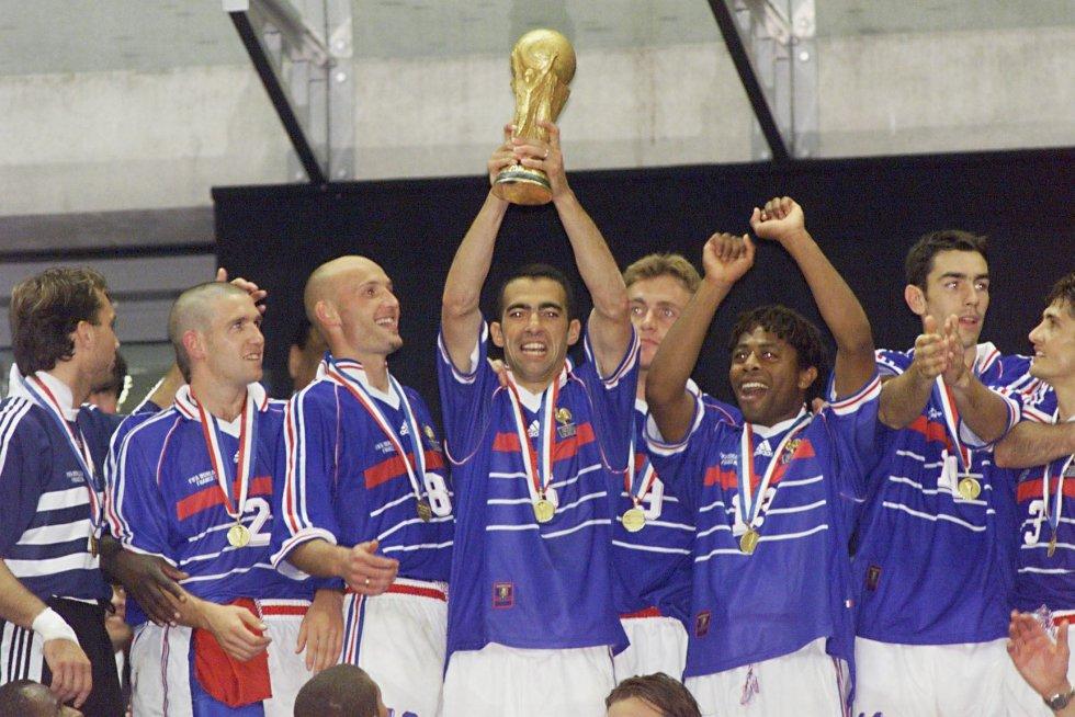 Sede: Francia 1998 / Campeón: Francia