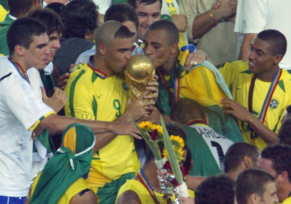 Sede: Corea y Japón 2002 / Campeón: Brasil
