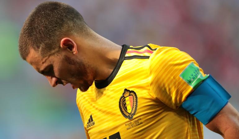 """Eden Hazard: Hazard: """"Llevo seis años en el Chelsea y puede que sea hora ya de cambiar"""""""