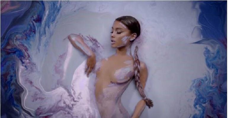 """canciones Ariana Grande: Ariana Grande estrena su nuevo sencillo """"God is woman"""""""