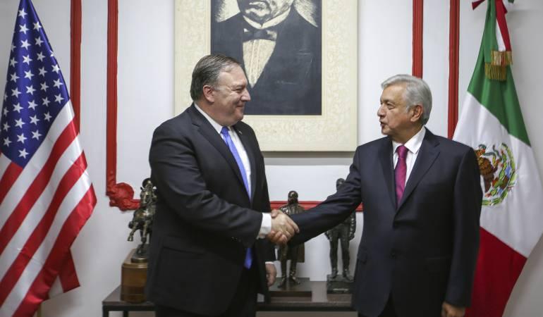 Relaciones exteriores: AMLO envió propuestas para relaciones bilaterales a Donald Trump