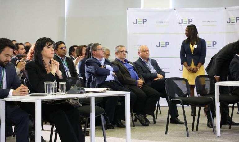 Farc ante la Jep: Así fue la apertura del primer proceso contra las FARC en la JEP