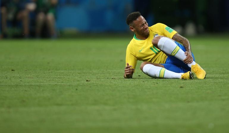 Neymar Challenge: Neymar dejó huella en Rusia y no precisamente por su fútbol