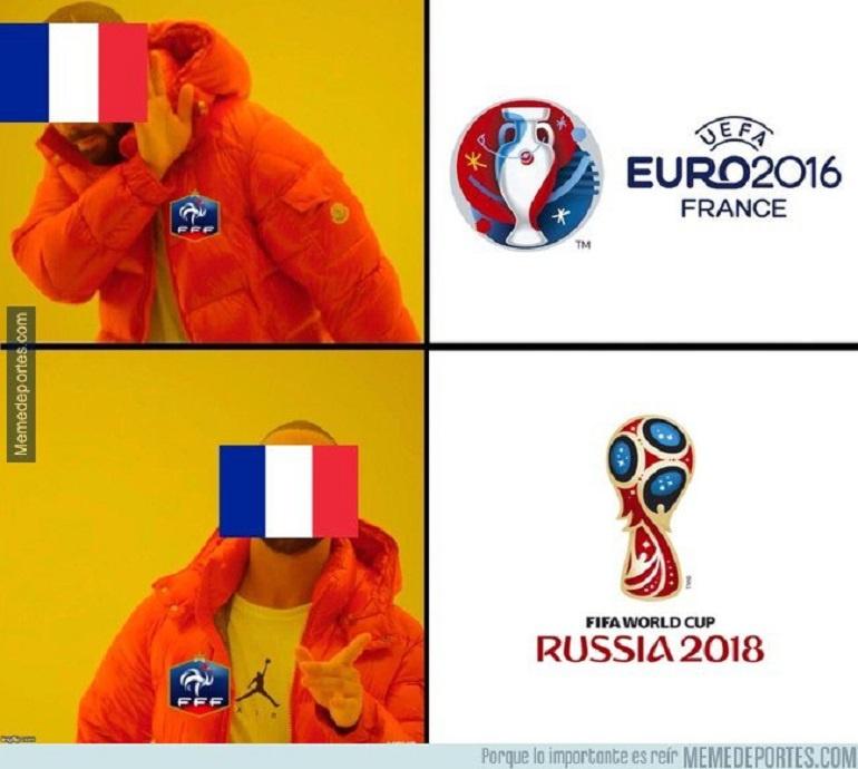 Memes título Francia: Los mejores memes tras el título Mundial de Francia