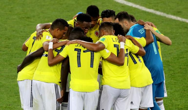Colombia novena Selección Rusia 2018: Colombia, la novena mejor Selección de Rusia 2018