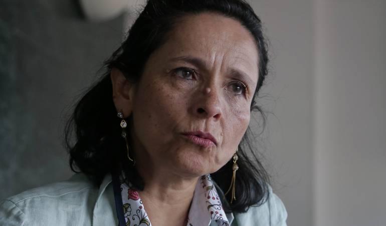 Luz Marina Monzón, Directora de Unidad de Búsqueda de Desaparecidos