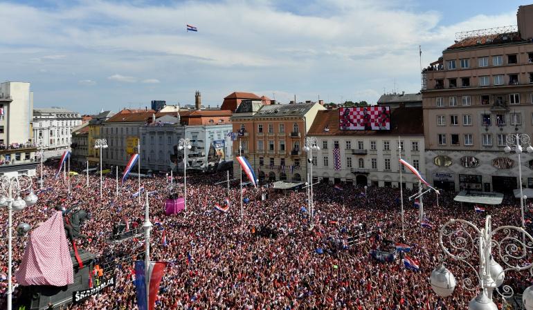 francia campeon rusia 2018: La Copa del Mundo ya está en Francia