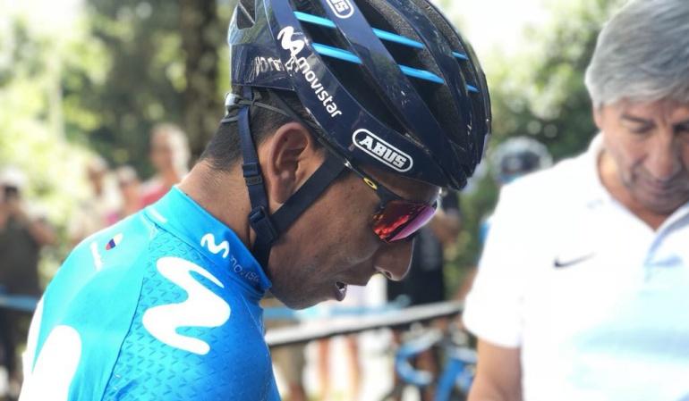Nairo Quintana montaña Tour de Francia: Nairo analizó primera semana del Tour y dio la bienvenida a la montaña