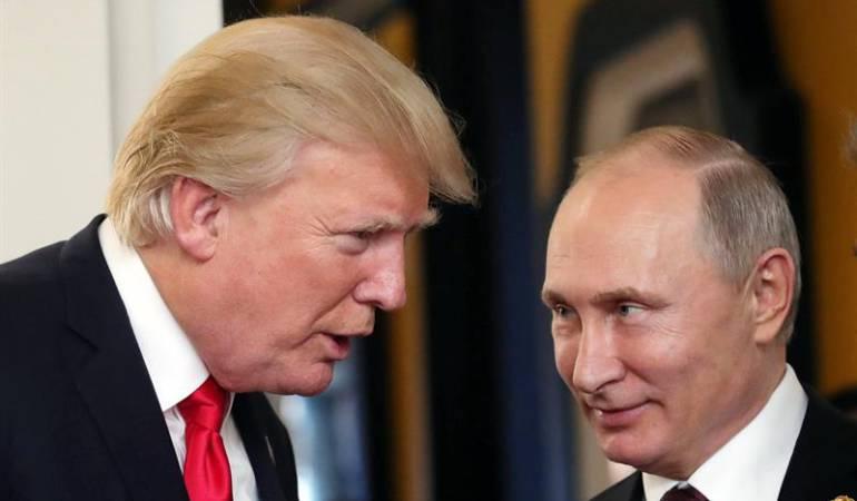 Los temas de la primera cumbre entre Trump y Putin