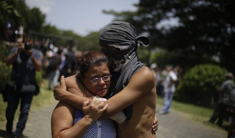 El FMLN respalda acciones del Gobierno de Nicaragua