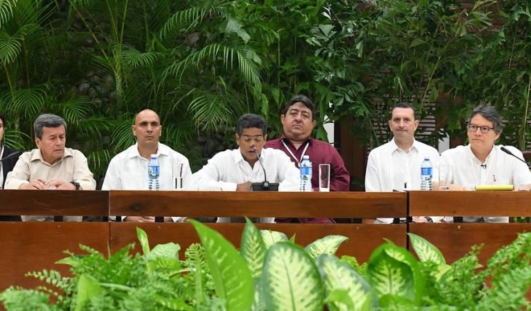 Diálogos de paz con el Eln: Eln reitera invitación a Duque para que mande una delegación a Cuba