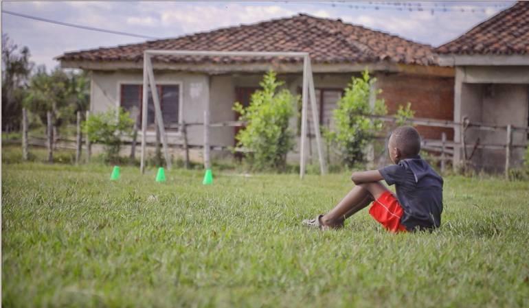 Agencia de Tierras adjudicará predios para canchas de fútbol a Guachené