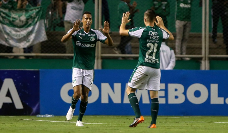 Cali Bolívar Copa Sudamericana: Cali hizo respetar su casa y goleó al Bolívar