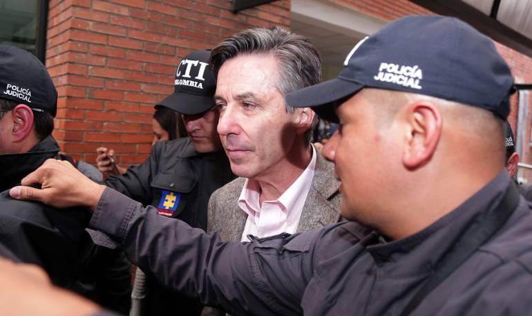 Roberto Prieto ex-gerente de la campaña presidencial de Juan Manuel Santos.