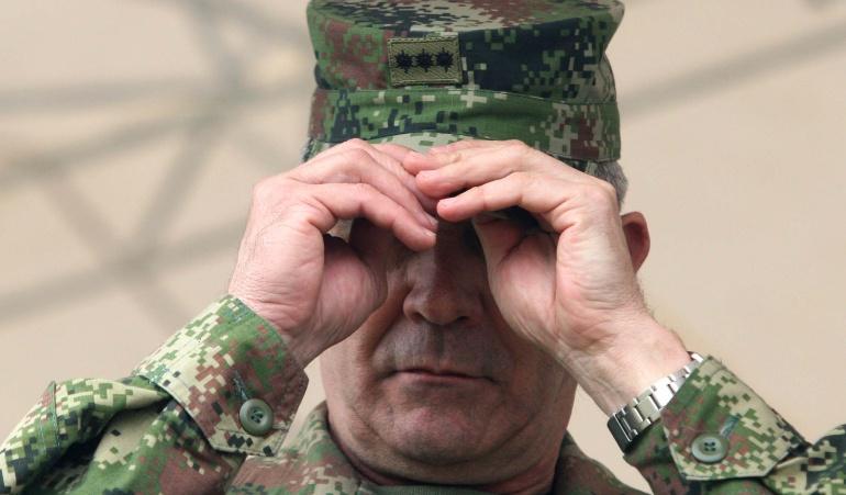 Sometimiento de militares a la JEP: Defensa del gr Montoya dice no tiene responsabilidad en falsos positivos