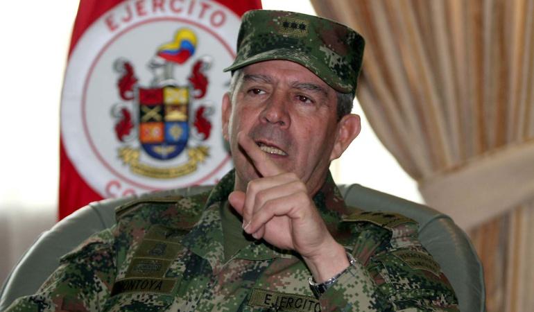 Justicia especial de paz: General Mario Montoya se somete a la JEP