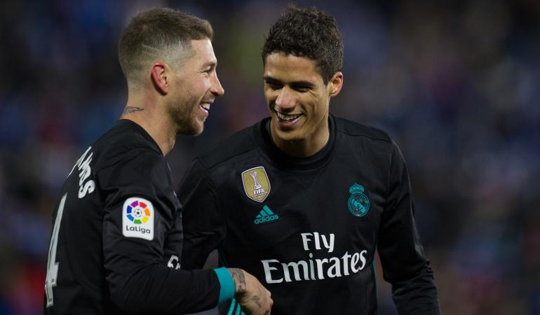 """Raphael Varane: Varane: """"Me molesta que digan que tengo que ser como Sergio Ramos"""""""