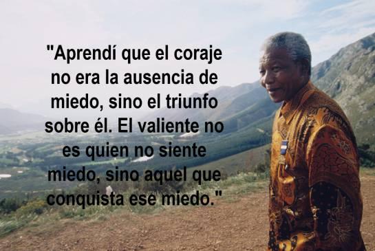 Nelsón Mandela: Nelson Mandela en 10 frases